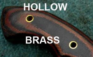 HOLOW BRASS
