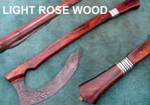 Light Rose wood