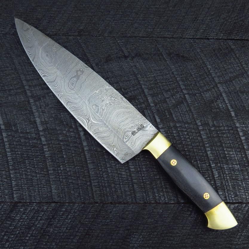 ultimate 9 chef bliss knife works. Black Bedroom Furniture Sets. Home Design Ideas